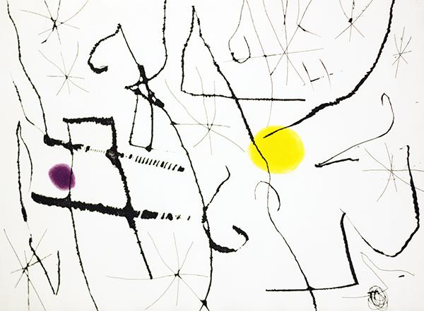 El canto del solde Miró est une collection inspirée du poème du même nom écrit par San Francisco de Asís au début du XIIIe siècle.