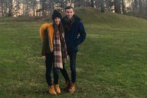 Deux étudiants en Traduction et Interprétation commencent leur année d'échange universitaire à l'Université West de Suède