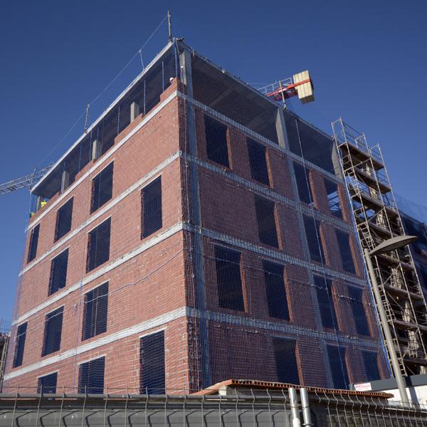 La résidence étudiante de l'UNEATLÁNTICO sera achevée en septembre 2017.