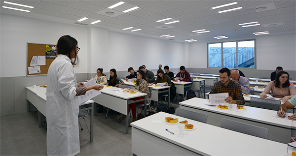 L'année prochaine sera également mis en place le Bac+4/M1 en Sciences Gastronomiques
