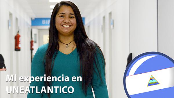 Entrevue avec Valeria Urbina Vado, étudiante nicaraguayenne du Bac+4/M1 en Administration et direction d'entreprises
