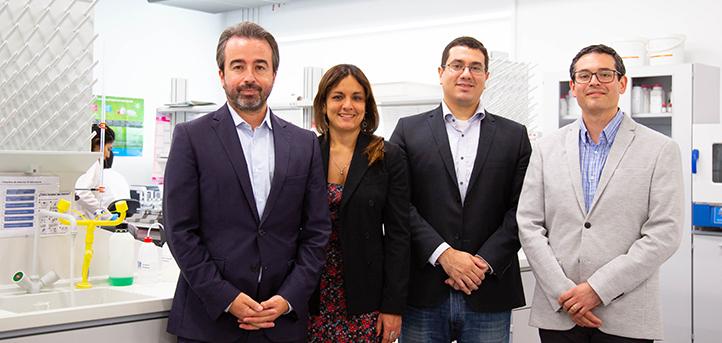 Visite du campus de UNEATLANTICO par des représentants d'universités du Brésil et de la Belgique