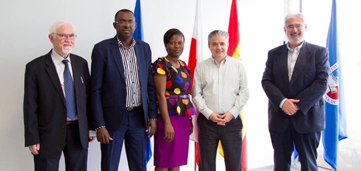 UNEATLANTICO élargit son réseau d'alliances académiques avec l'Université de Maroua au Cameroun
