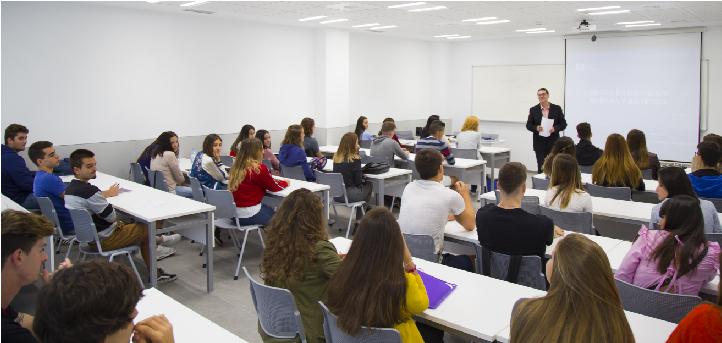 UNEATLÁNTICO ouvre les inscriptions pour l'année académique 2018-2019