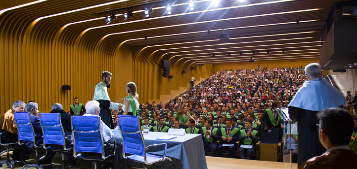Santos Gracia : « UNEATLANTICO a cessé d'être un rêve pour devenir une institution académique jeune, mais mature »
