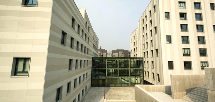 La résidence estudiantine d'UNEATLANTICO est une référence en termes d'architecture