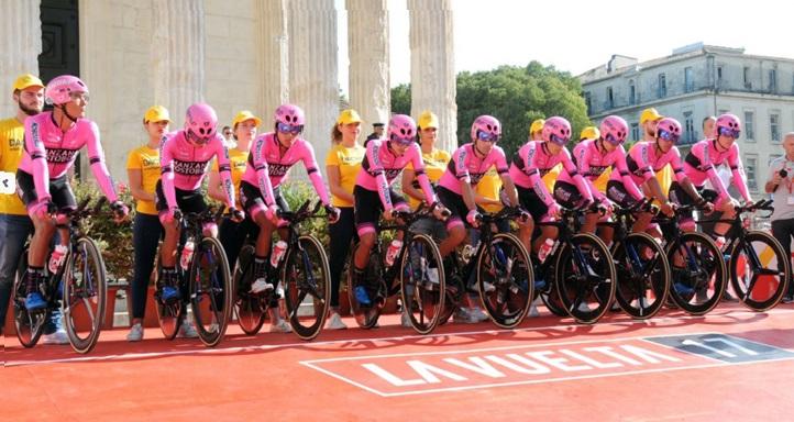 UNEATLANTICO sera le quartier général de l'équipe colombienne de cyclisme Manzana Postobón lors de sa tournée européenne