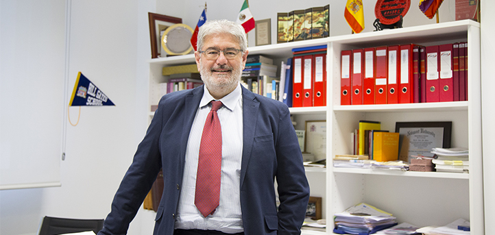 Voyage institutionnel du Secrétaire Général au Pérou et au Chili