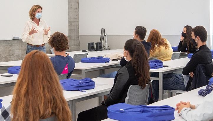 Le Bureau des Relations Internationales a souhaité la bienvenue à une vingtaine d'étudiants Erasmus