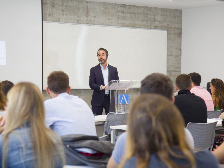 UNEATLANTICO reçoit les étudiants du programme ERASMUS+ du deuxième trimestre