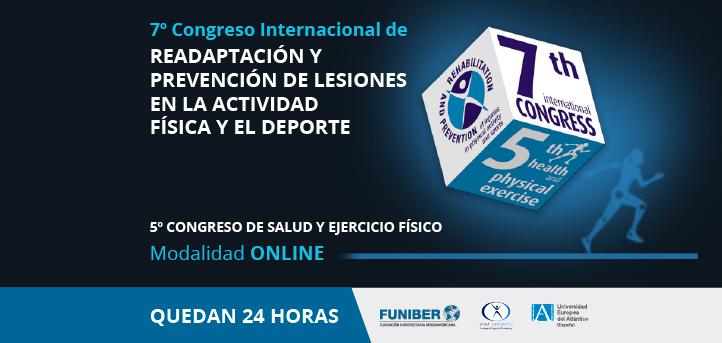 Début du VII Congrès international sur la Réadaptation et la Prévention des Blessures organisé par UNEATLANTICO