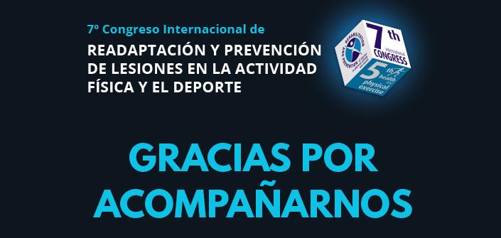 Fin du Congrès international sur la Réadaptation et la Prévention des Blessures organisé par UNEATLANTICO